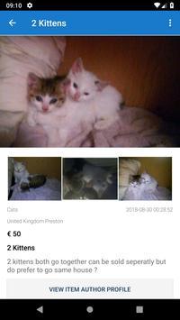 Pet ads: Buy & Sell in Europe screenshot 9