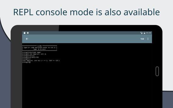 Cxxdroid screenshot 13