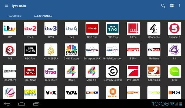 IPTV screenshot 7