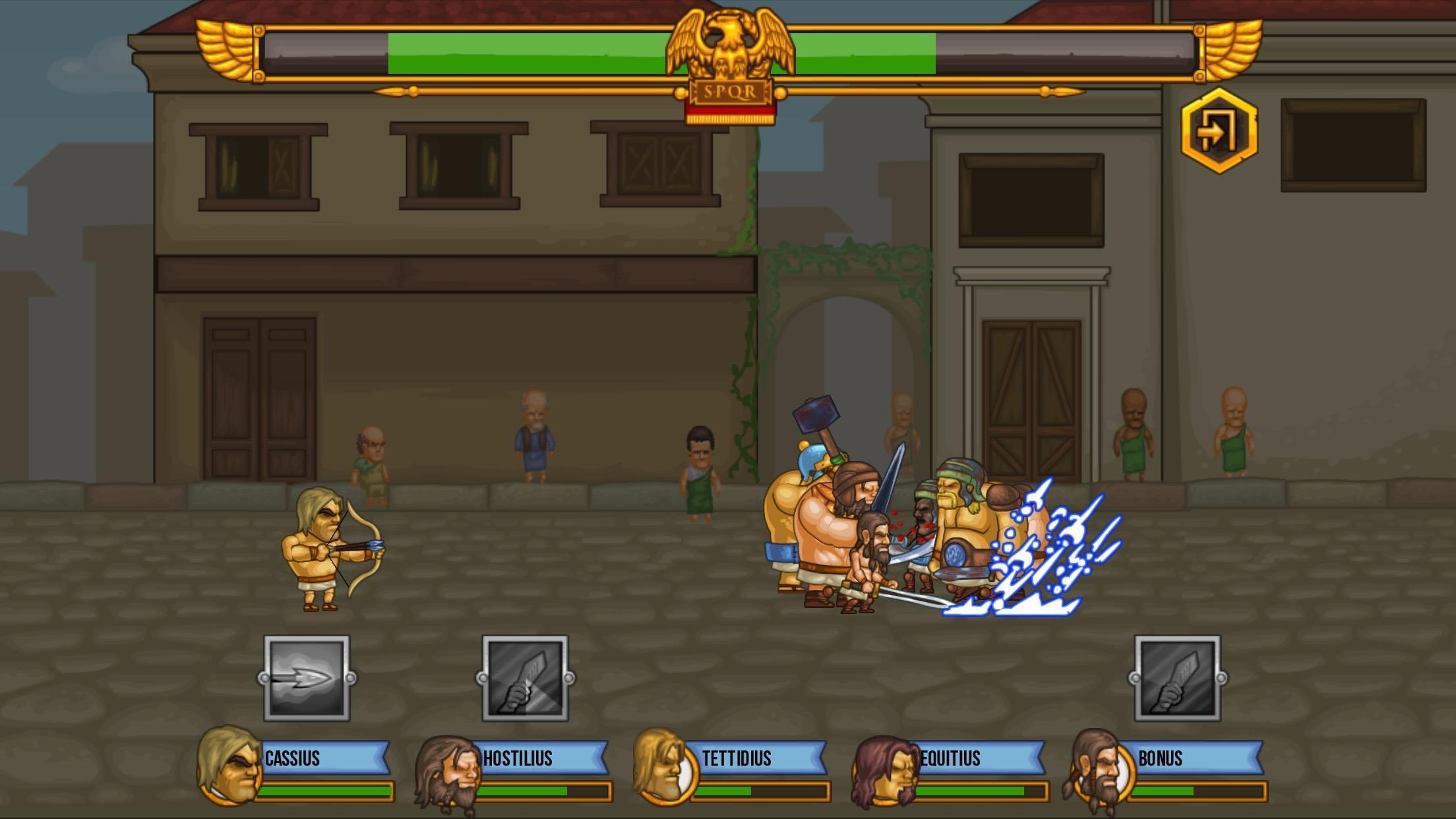 Deuses da Arena: Estratégia do Jogo para Android - APK Baixar