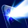 Eenvoudige zaklamp-icoon