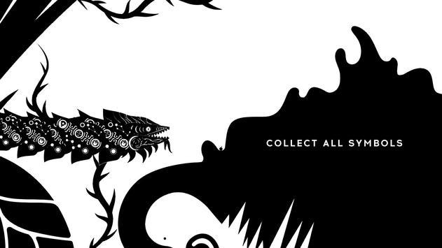 OVIVO - Black and White Platformer Game screenshot 3