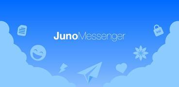 Juno Messenger для ВК