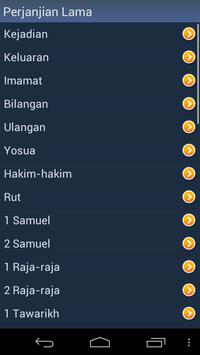 Indonesian Holy Bible screenshot 1