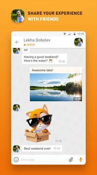 Одноклассники – социальная сеть скриншот 1
