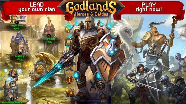 Godlands screenshot 23