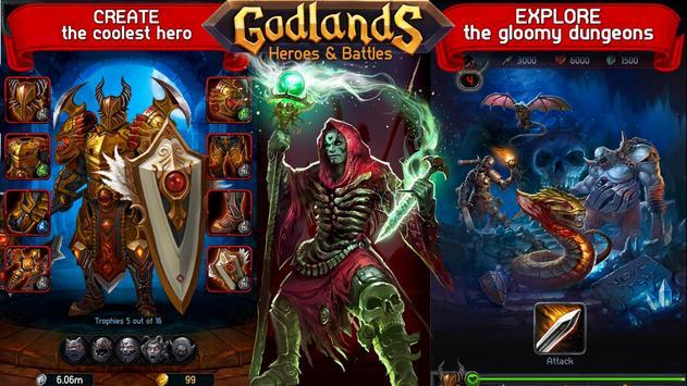 Godlands screenshot 5