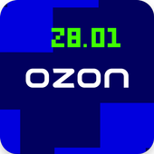 Ozon.ru – интернет-магазин с низкими ценами icon