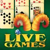 Icona Bura and Burkozel LiveGames - online card game