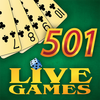 Clabber LiveGames - free online card game icône