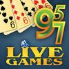 Icona Sevens LiveGames: free online card game