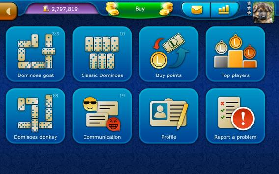 Dominoes LiveGames - free online game screenshot 12