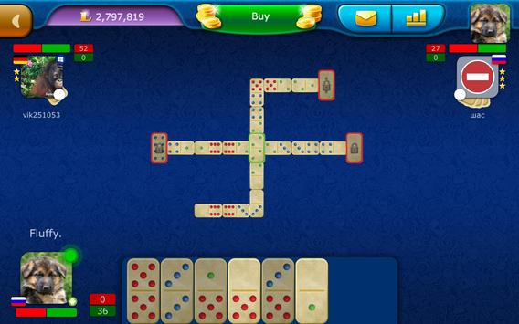 Dominoes LiveGames - free online game screenshot 15
