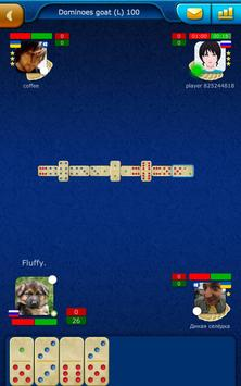 Dominoes LiveGames - free online game screenshot 17