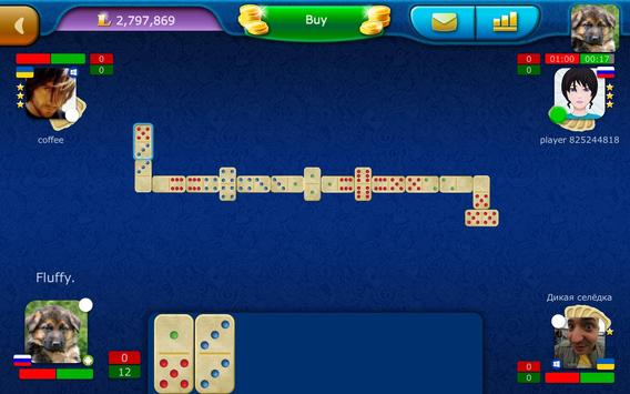 Dominoes LiveGames - free online game screenshot 21