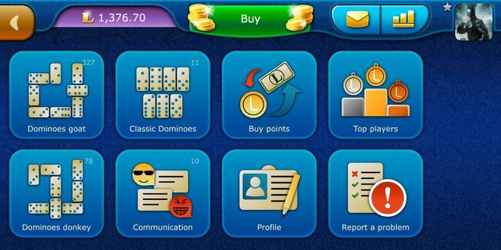Dominoes LiveGames - free online game screenshot 4