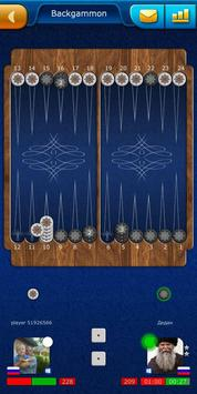 Backgammon LiveGames - live free online game screenshot 2