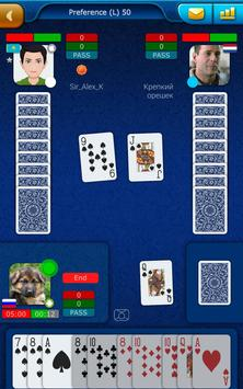 Preference LiveGames - free online card game screenshot 19