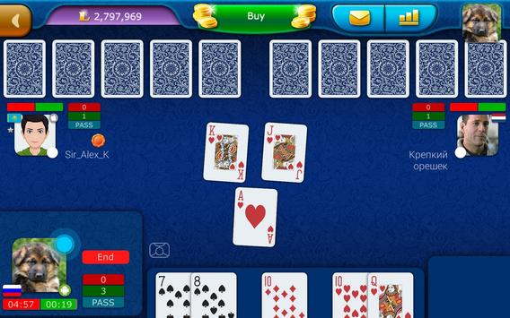 Preference LiveGames - free online card game screenshot 20