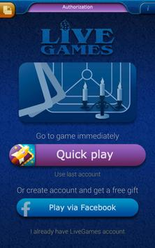 Preference LiveGames - free online card game screenshot 8