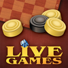 Checkers  LiveGames - free online game 圖標