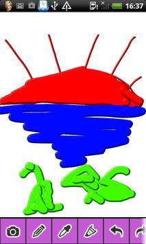 Dino Draw and Paint screenshot 5