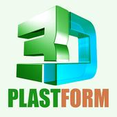 Plastform3d icon