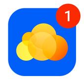Cloud: Stockage & dossier pour vos photos en ligne icône
