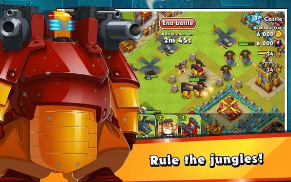 Jungle Heat screenshot 16