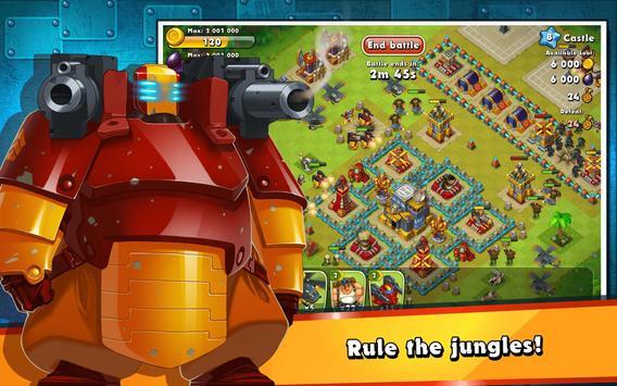Jungle Heat screenshot 10