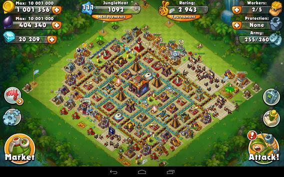 Jungle Heat screenshot 11
