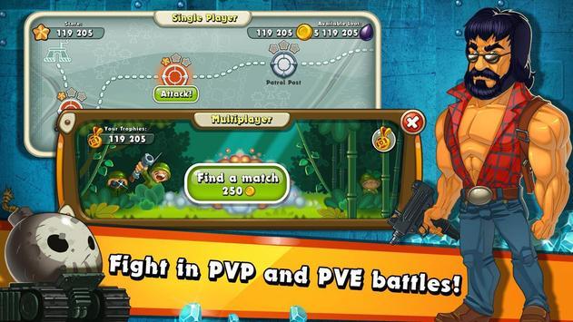 Jungle Heat screenshot 2