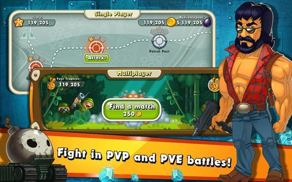 Jungle Heat screenshot 8