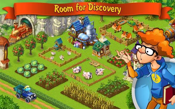 Trò chơi trồng trọt: Lucky Fields ảnh chụp màn hình 8