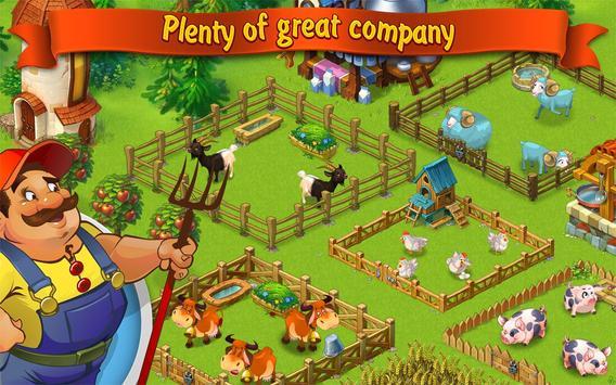 Trò chơi trồng trọt: Lucky Fields ảnh chụp màn hình 9