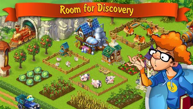 Trò chơi trồng trọt: Lucky Fields bài đăng