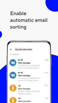 Mail.ru - Email App screenshot 4