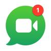 Icona chat e videochiamate
