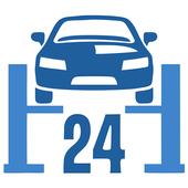 Сервис24 icon
