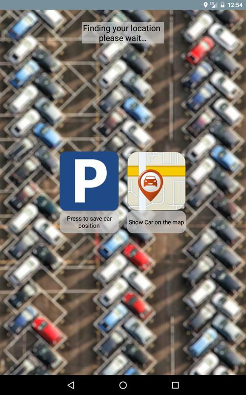 Lescars car finder for android apk download.