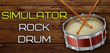 Simulator Rock-Drum