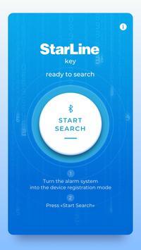 StarLine Key poster