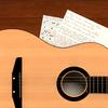 Canción para guitarra icono