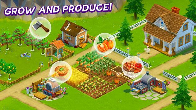 Golden Farm screenshot 2