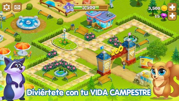Golden Farm captura de pantalla 2