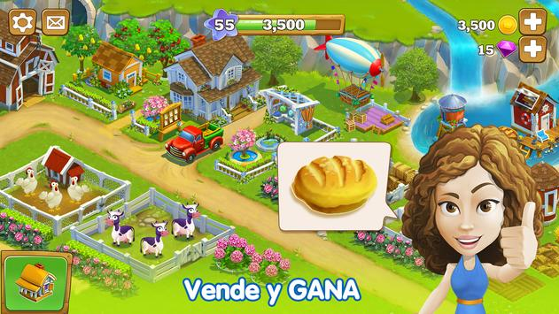 Golden Farm captura de pantalla 4