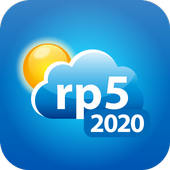 Weather rp5 (2020) icon