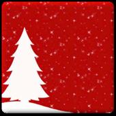 Winter live wallpaper red 2014 icon
