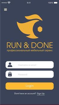 RUN&DONE KPI screenshot 1