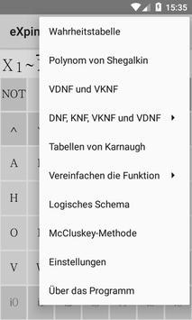 eXpimal - discrete math Screenshot 3